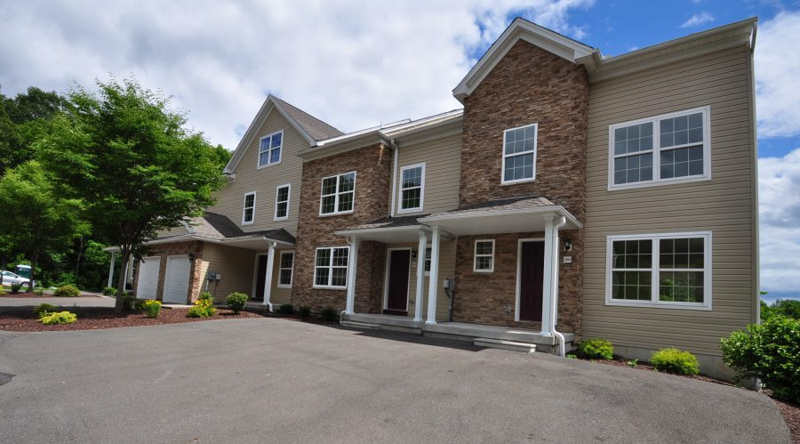 Mountain Hollow Estates Townhomes in the Poconos
