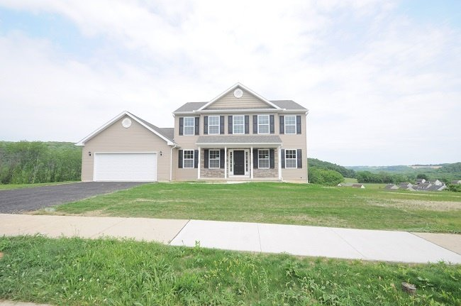 4941 Coatbridge Ln LOT 92, Walnutport, PA