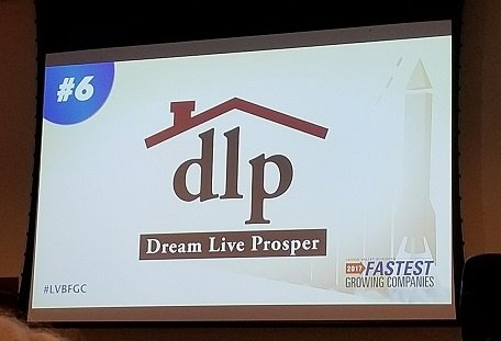 Dream Live Prosper Makes Lehigh Valley Business 2017 Fastest Growing Companies List for Second Consecutive Year